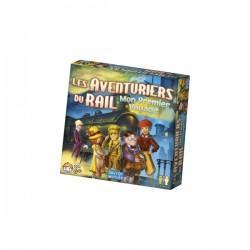Les Aventuriers du Rail™ - Mon premier voyage - Days of Wonder®