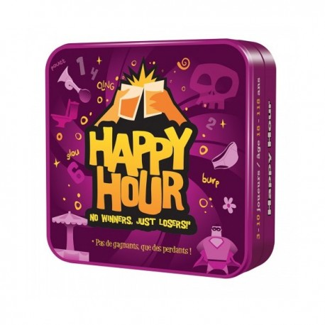 Happy Hour - Cocktail Games