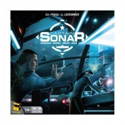 Captain Sonar - Matagot