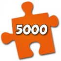 5000 pieces