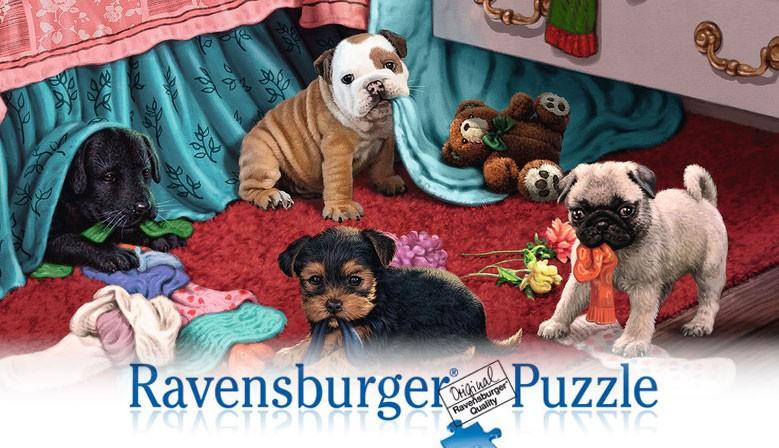 Ravensburger casse-tête