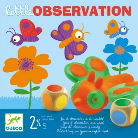 Little Observation - Djeco DJ08551