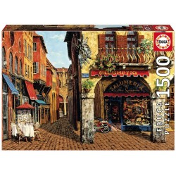 Educa® 16770 - Puzzle 1500 mcx - Colors of Italy