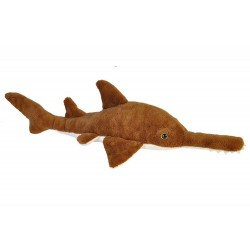 Wild Republic 20725 - Poisson-scie - Peluche 12""