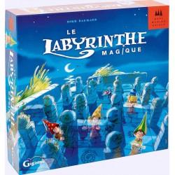 Le Labyrinthe Magique - Drei Magier Spiele