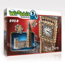 Wrebbit Puzzle 3D - 2002 - Big Ben