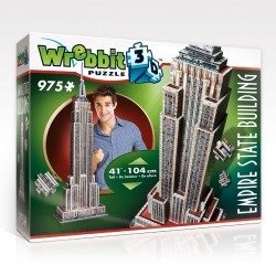 Wrebbit Puzzle 3D - 2007 - Empire State Building