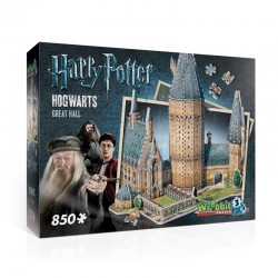 Wrebbit Puzzle 3D - 2014 - Hogwarts - Great Hall