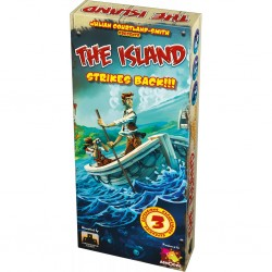 The Island - Extension 3 : Strikes back!!! - Asmodee™