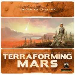 Terraforming Mars - Version Anglaise - Stronghold Games