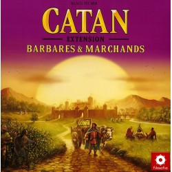 Catane - Extension: Barbares & Marchands - Filosofia