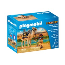 Playmobil® 9167 - History - Egyptian Warrior with Camel