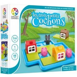 Les Trois Petits Cochons Deluxe - SmartGames®