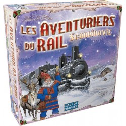 Les Aventuriers du Rail - Scandinavie - Days of Wonder®
