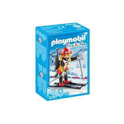 Playmobil 9287 - Family Fun - Biathlète