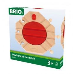 Brio 33361 - Plaque tournante mécanique