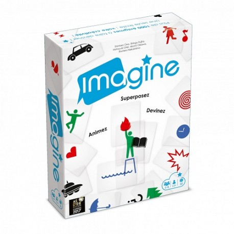 Imagine - Cocktail Games