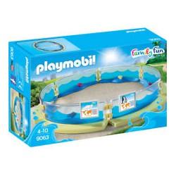 Playmobil 9063 - Enclos pour animaux marins