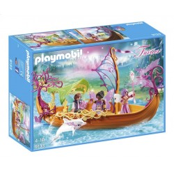Playmobil 9133 - Enchanted Fairy Ship - Fairies