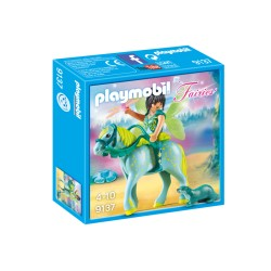 Playmobil 9137 - Enchanted Fairy with Horse - Fairies
