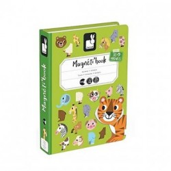 Magneti'book - Animaux - Janod