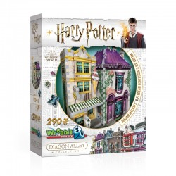 Wrebbit Puzzle 3D - 510 - Le chemin de Traverse Collection - Harry Potter