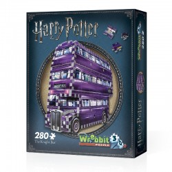 Wrebbit Puzzle 3D - 1011 - Le Terrier - Harry Potter