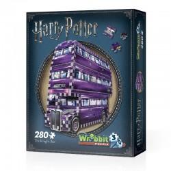 Wrebbit Puzzle 3D - 1011 - The Burrow - Harry Potter