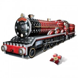 Wrebbit Puzzle 3D - 1009 - Hogwarts Express - Harry Potter