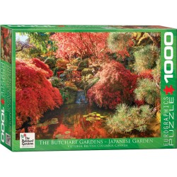 Eurographics -Le jardin japonais - Butchart Garden - 0701