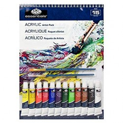 Aquarelle - Paquet d'artiste - Royal & Langnickel RD502