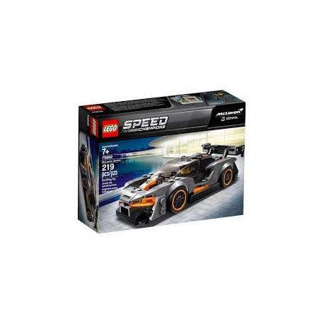 Lego 75891 - Speed Champions - La voiture de course Chevrolet Camaro ZL1