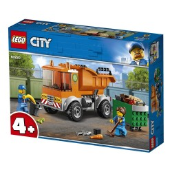 LEGO 60220 - City - Le camion à ordures