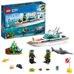 LEGO 60221 - City - Diving Yacht