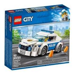 LEGO 60239 - City - La voiture de patrouille de la police