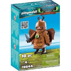 Playmobil 70043 - Dreamworks - Dragons - Rustik en combinaison de vol