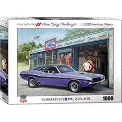 Eurographics - Plum Crazy Challenger - 0985