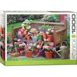 Eurographics - Garden Bench - 5345