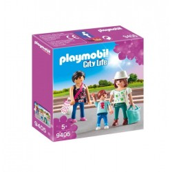 Playmobil 9405 - Shoppers