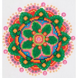 Diamond Dotz - Flower Mandala