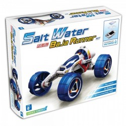 Salt Water Fuel Cell Baja Runner