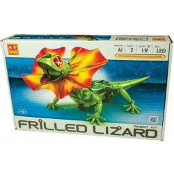 Frilled Lizard Robot