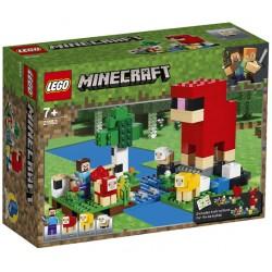 LEGO 21153 - Minecraft -La ferme à laine