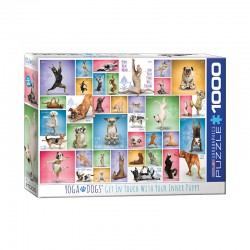 Eurographics - Yoga Dogs - 0954