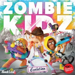 Zombie Kidz Evolution - Scorpion Masqué