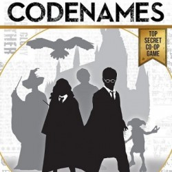 Codenames Harry Potter - USAopoly - Version Anglaise