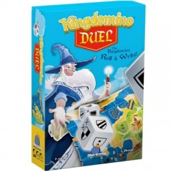 Kingdomino Duel - Blue Orange