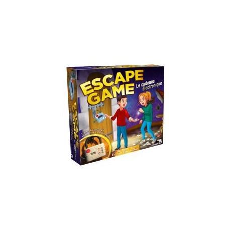Escape Game - Dujardin