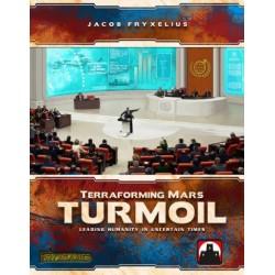 Terraforming Mars Turmoil - Version Anglaise - Stronghold Games