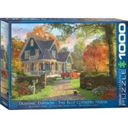 Eurographics - The Blue Country House - 0978
